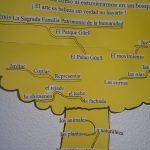 GAUDÍ 3° La nature en architecture. Je découvre l'univers de Gaudí. Je crée une carte mentale.