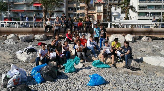 plage propre 7